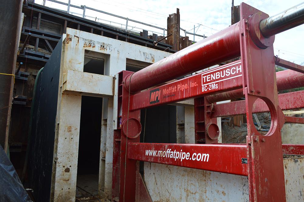 Tenbusch Inc  Box-Culvert Jacking Systems