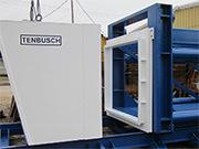 Tenbusch Box-Culvert Jacking Shield and Adapter