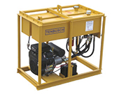 Tenbusch Gasoline Hydraulic Power Unit (HPU)