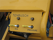 Tenbusch Lubricant System Control Panel