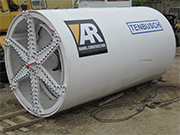 Tenbusch Tunnel Boring Machine