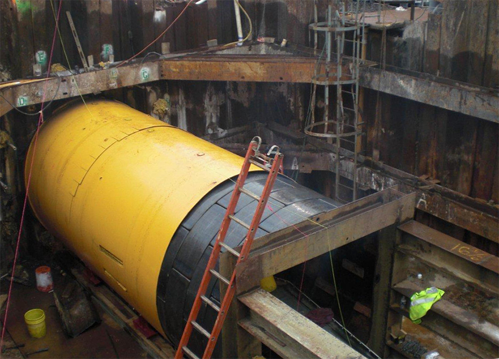 Tenbusch Inc  Tunneling and Pipe-Jacking Systems