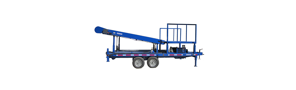 Tenbusch Trailer for Infrastructure Contractors